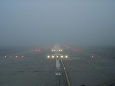 What is RVR – Runway Visual Range?