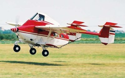 The World's Ugliest Airworthy Aircraft – Transavia PL12 Airtruk