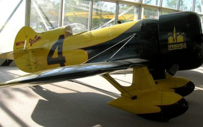 GEE BEE Model Z Super Sportstar