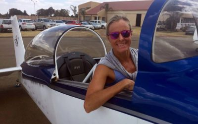 A Day Out… Flying aerobatics!