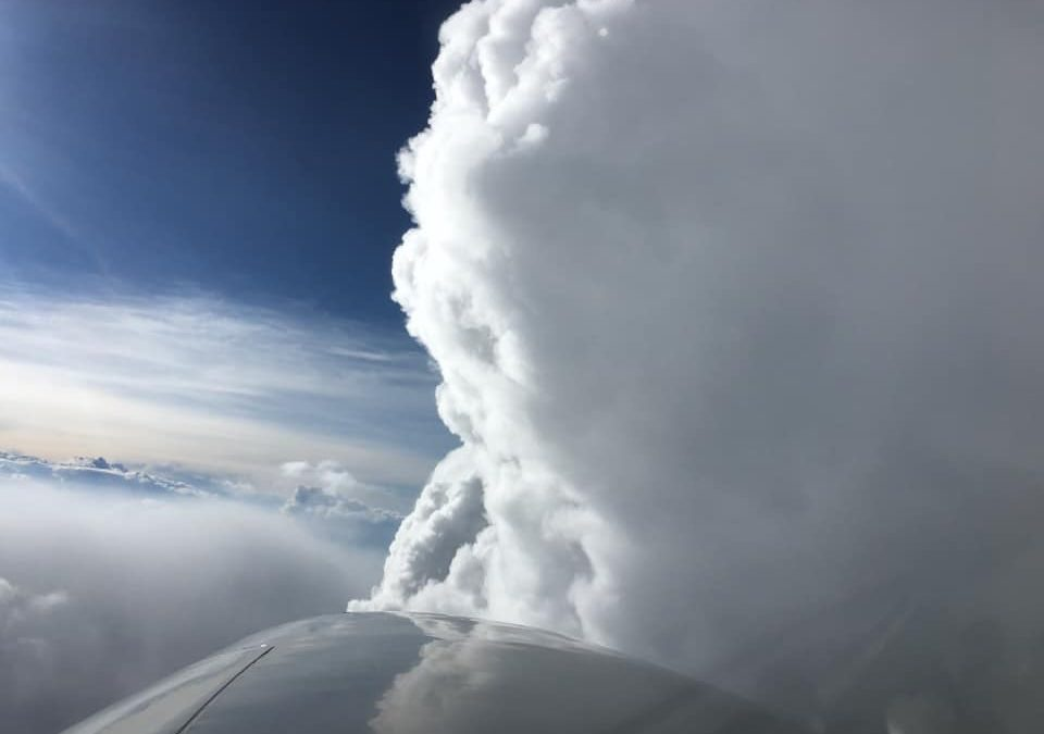 How temperature and dew point can help you determine flying conditions
