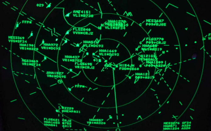 Radar identified, contact, and under control – What is the difference?