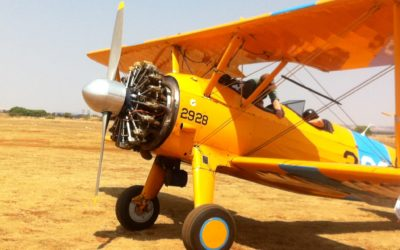 Biplanes – Two wings double the lift?