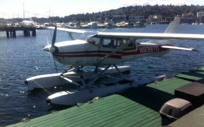Seaplane flying – Why you should try it!